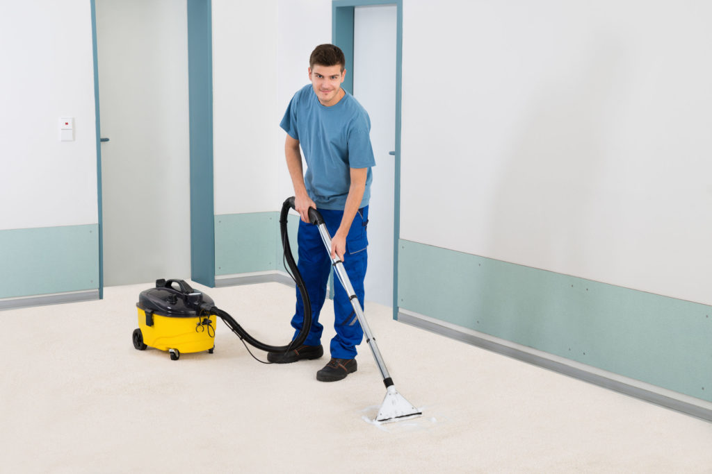 commercial cleaning services in Detroit, MI